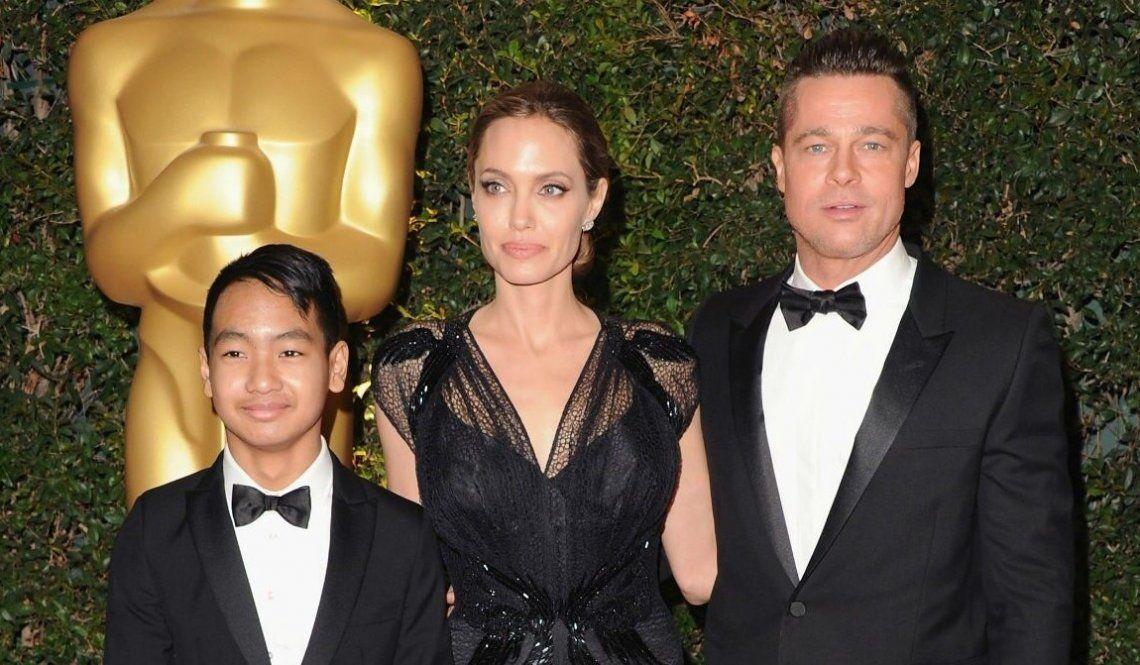 El hijo mayor de Brad Pitt ya no usa su apellido