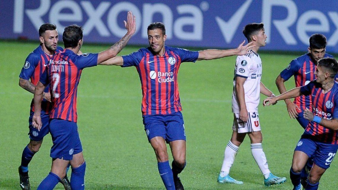 San Lorenzo busca la fase de grupos de la Copa Libertadores