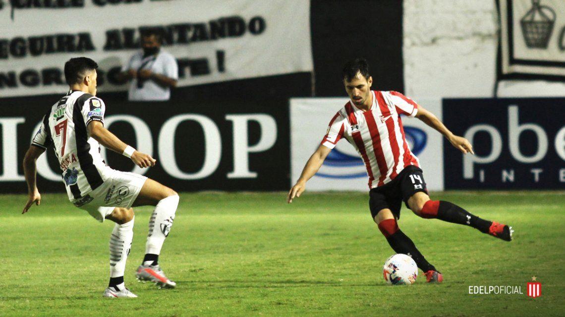 Central Córdoba y Estudiantes quedaron a mano: 1-1 en Santiago del Estero