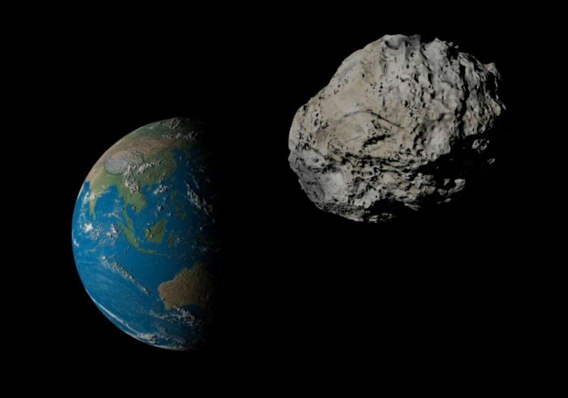 El asteroide más grande del año pasará por la Tierra el domingo 21 de marzo