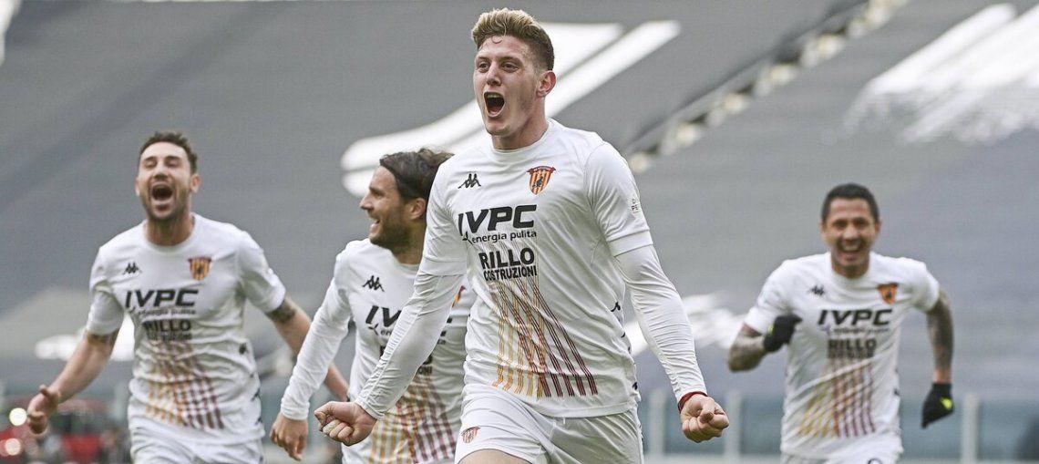 El Tanque Gaich marcó su segundo gol en tres partidos.