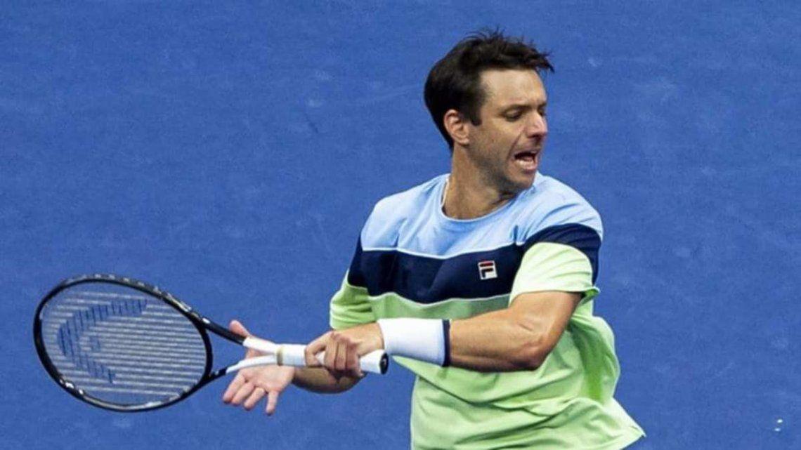Zeballos perdió en la final de dobles