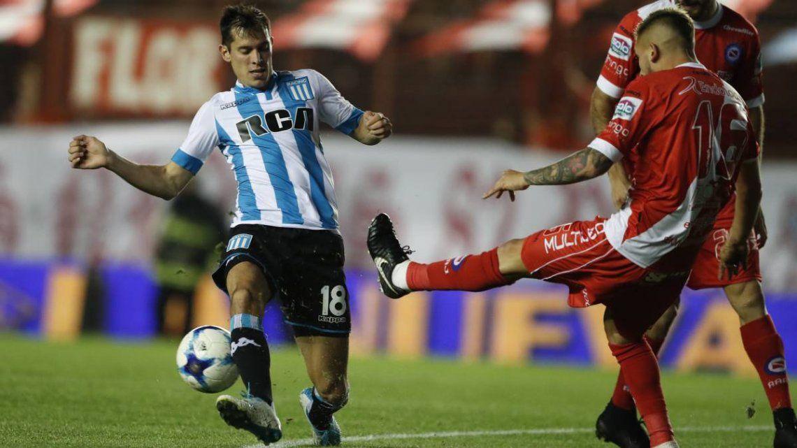 Racing y Argentinos buscarán extender sus buenos presentes en la Copa de la Liga.