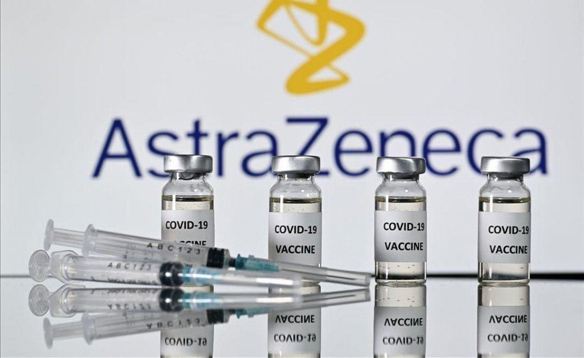 AstraZeneca admitió retrasos en la entrega de vacunas a la Argentina