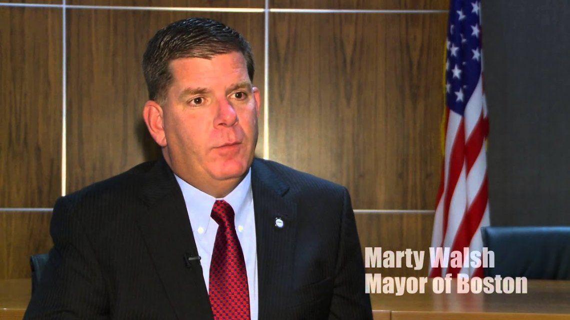 EEUU el Senado aprobró la designación de MArty Walsh