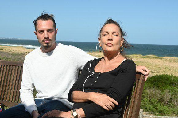 Uruguay: el hijo de Mónica Gonzaga hizo su descargo.