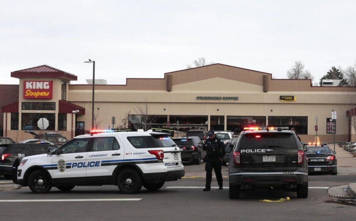 EEUU: Varios muertos en un tiroteo en Boulder