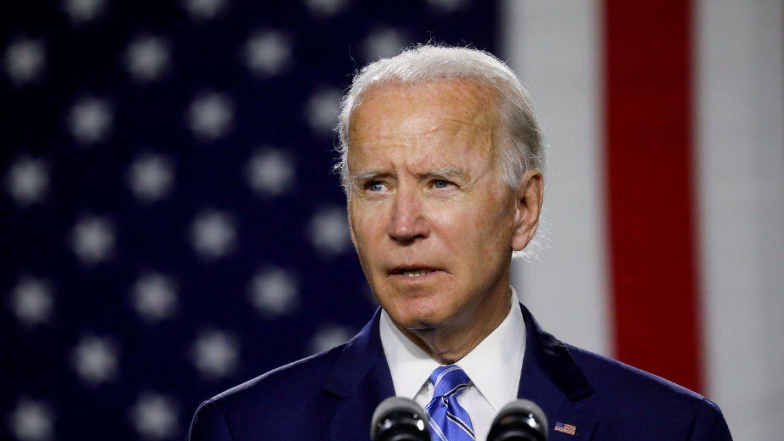 EEUU: Biden pide prohibir los rifles de asalto