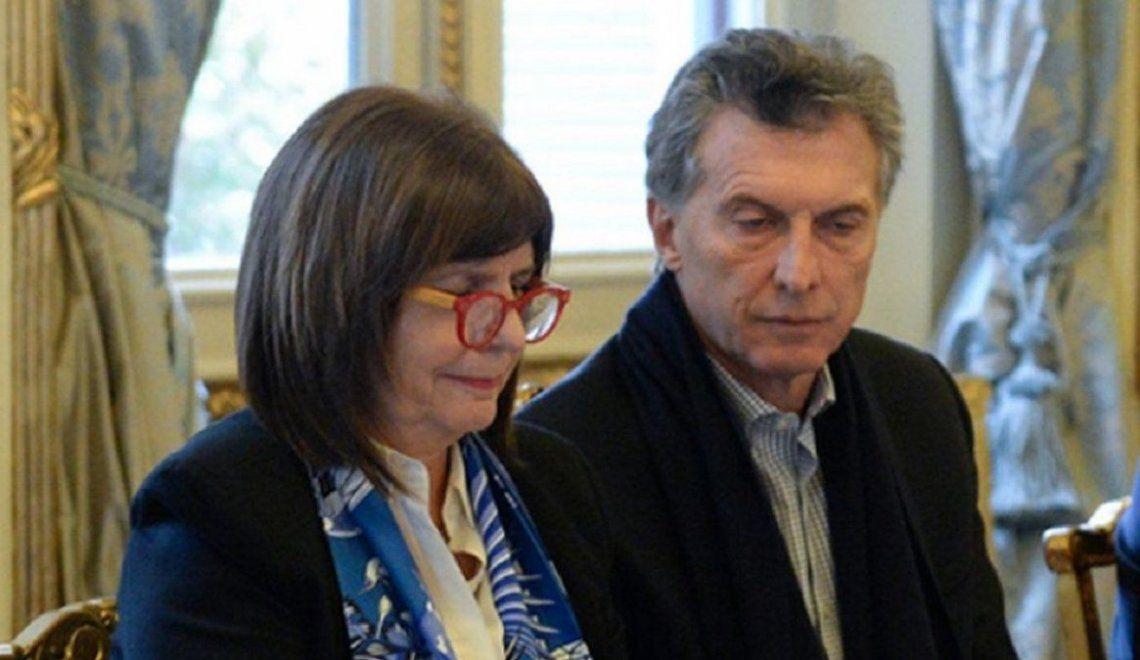 Patricia Bullrich desmintió mala fe en la difusión de la foto de Macri recién despierto en el Zoom de JxC