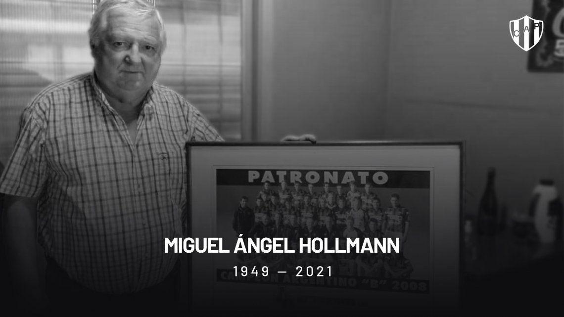 Miguel ángel Hollmann