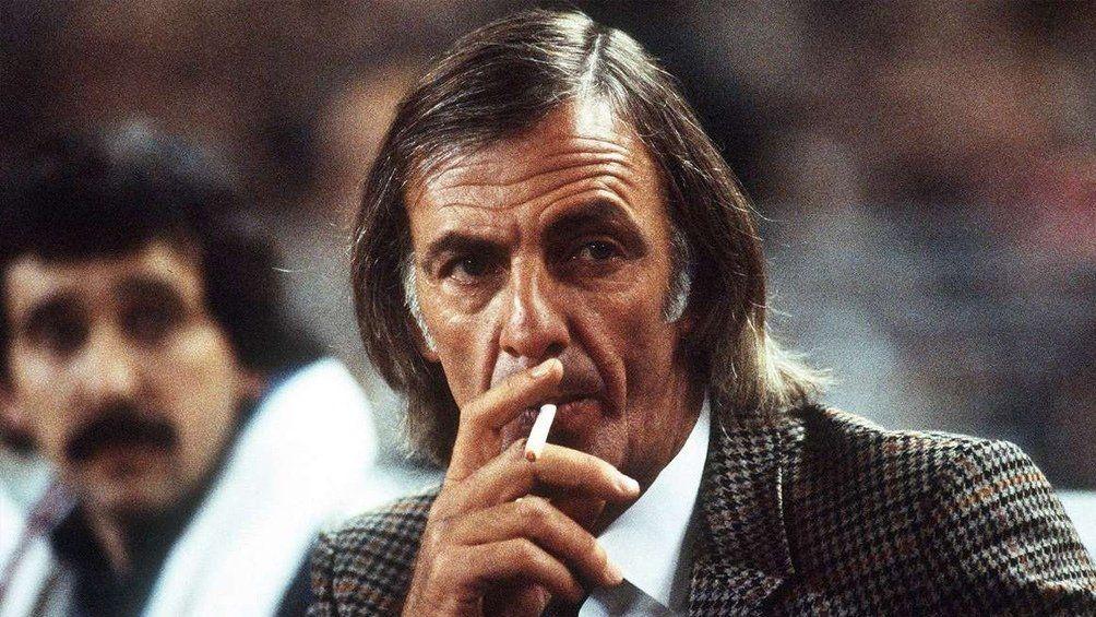 César Menotti era el entrenador de la Selección argentina cuando se desató el golpe de Estado.
