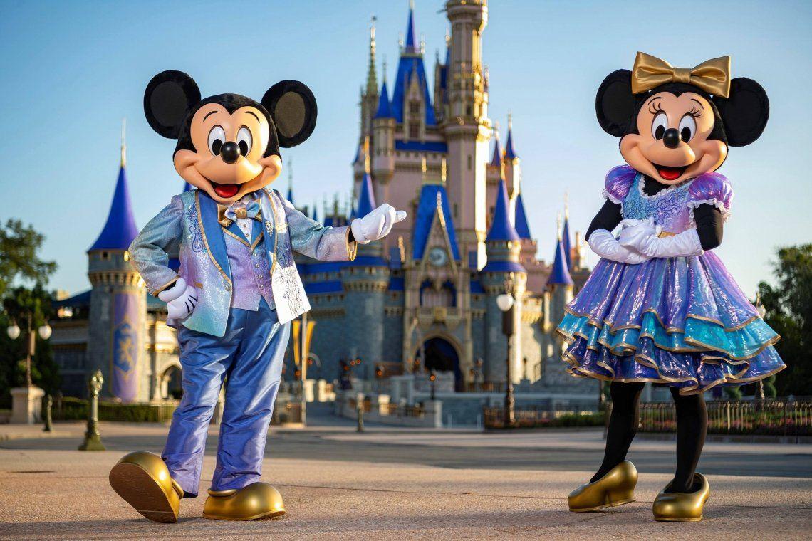Disney suma el reconocimiento facial para entrar a sus parques