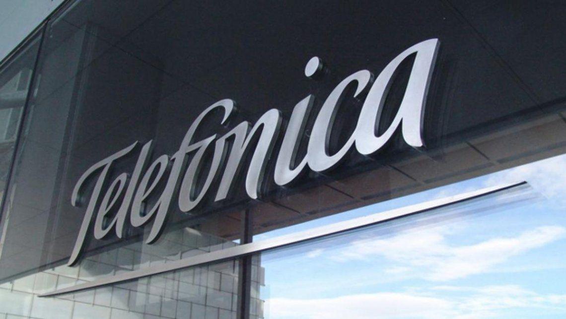 Telefónica de Argentina fue multada por un total de 5 millones de pesos.