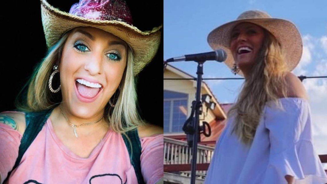 Falleció la cantante Taylor Dee en un accidente de tránsito.