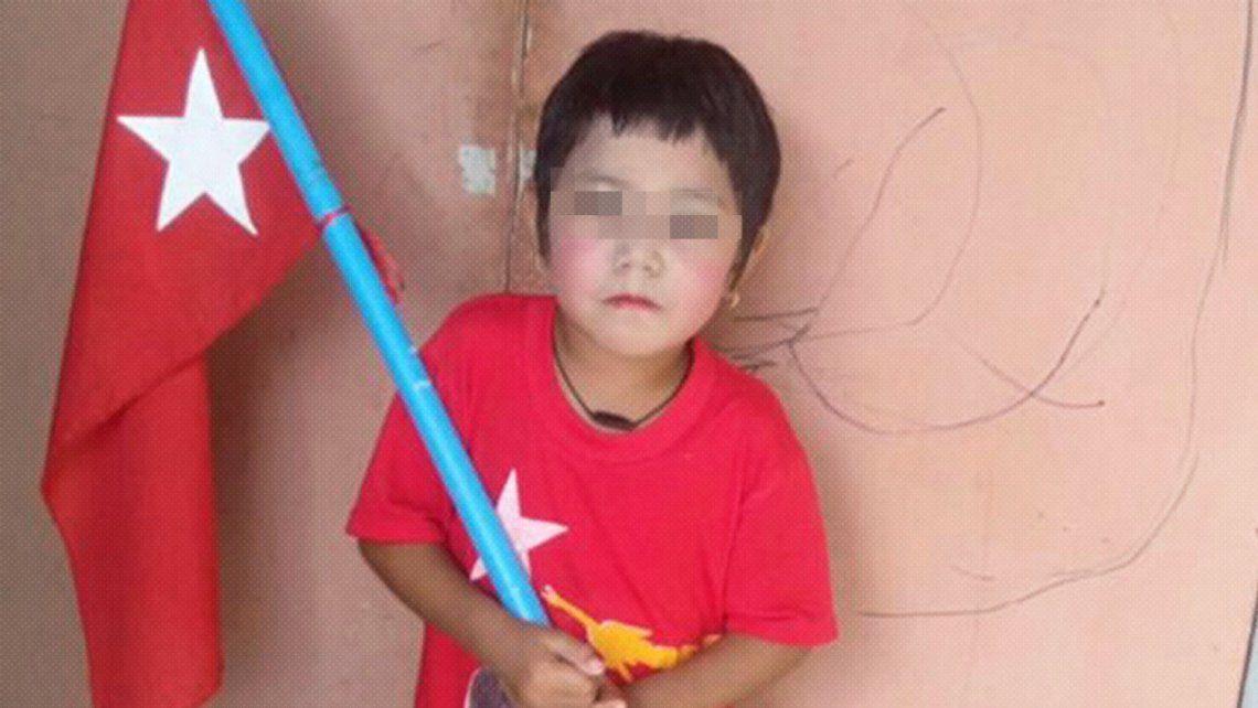 Birmania: Soldados matan a una niña de 7 años en su casa.