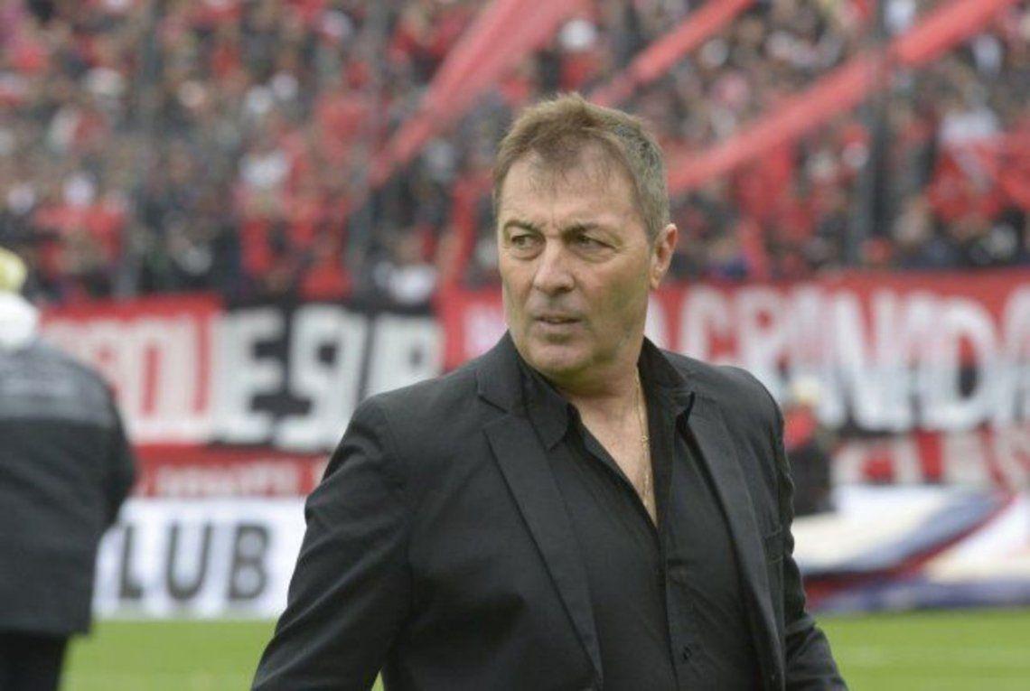 Frank Kudelka es el nuevo entrenador de Huracán