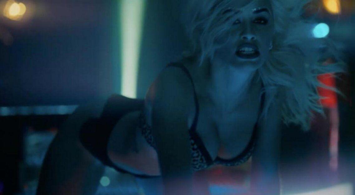 Sky Rojo: La escena más hot de Lali Esposito en Netflix.