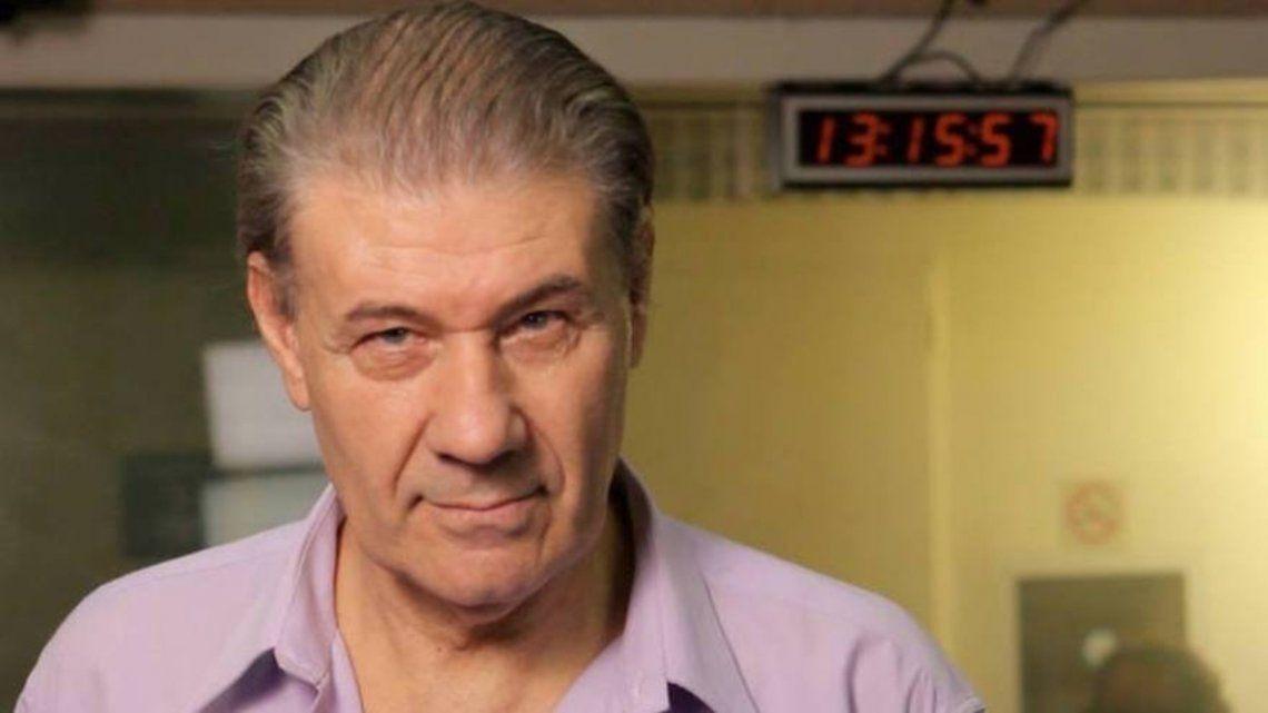 Víctor Hugo Morales fue trasladado a terapia intensiva