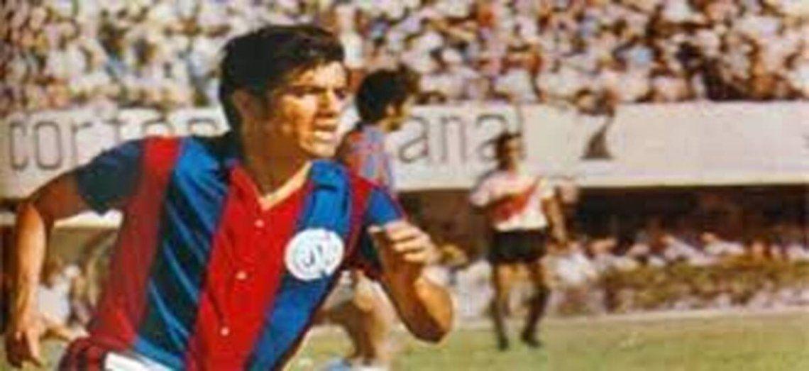 San Lorenzo: falleció Enrique Chazarreta, gloria de los 70