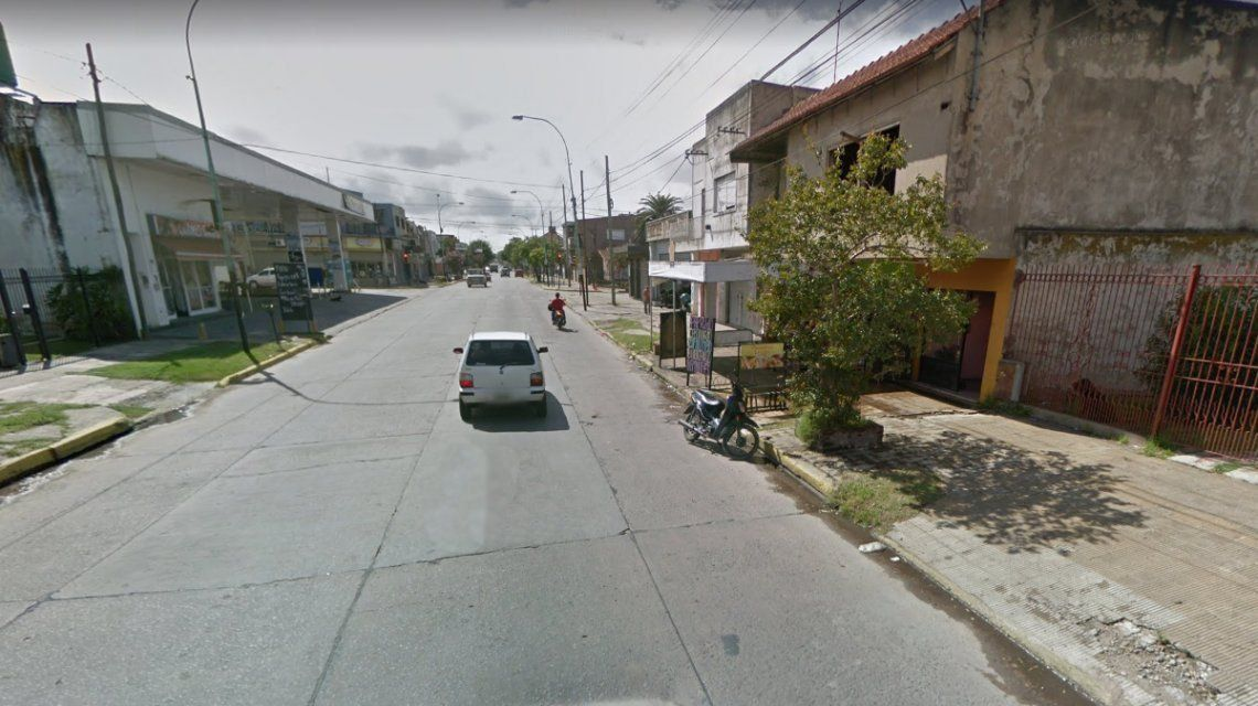 Berisso: intentaron secuestran a una joven e intervinieron los vecinos.