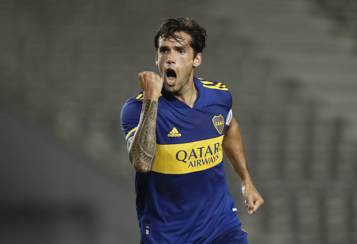 Las fotos de la victoria de Boca ante Defensores por Copa Argentina