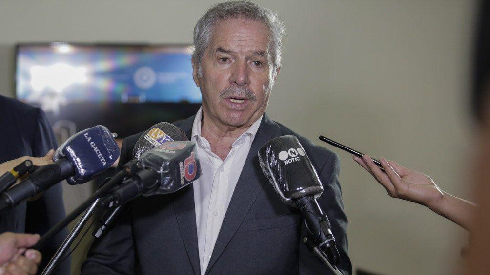 """El canciller Felipe Solá aseguró que """"no hay ningún cambio en la posición internacional de la Argentina."""