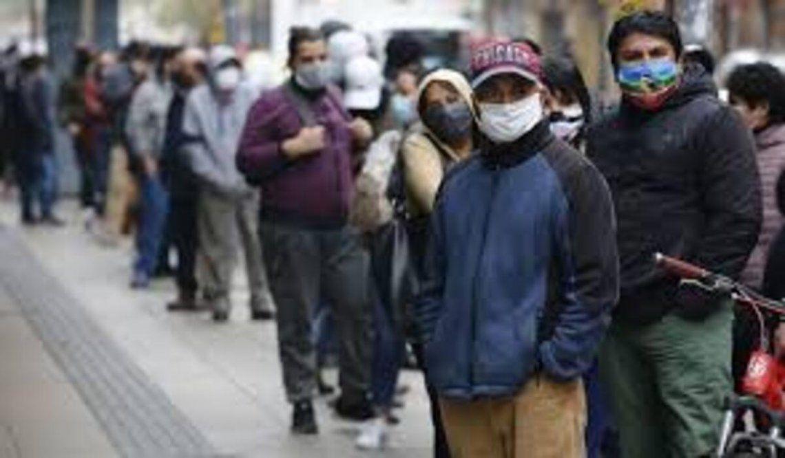 El INDEC difundió la tasa de desempleo del cuarto trimestre de 2020.