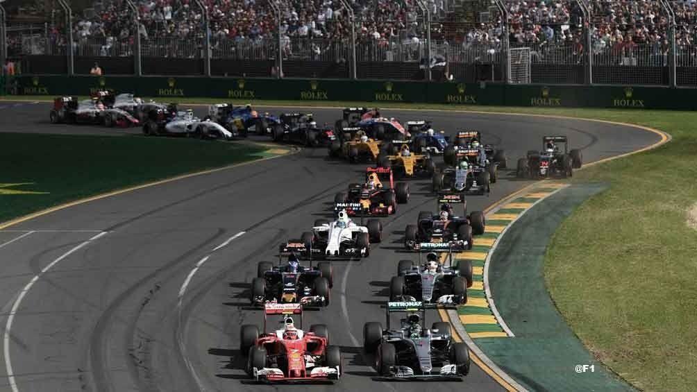 Este fin de semana regresa la Fórmula 1