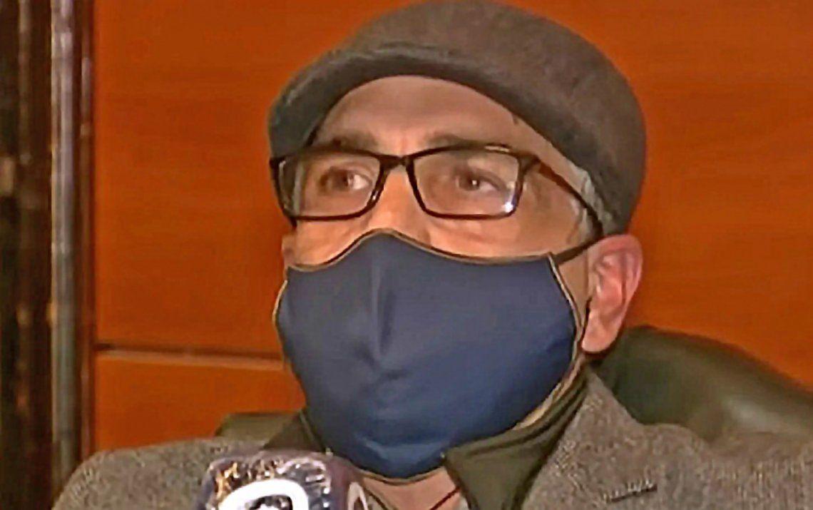 Rosario: detienen a Leonardo Peiti tras operativo.