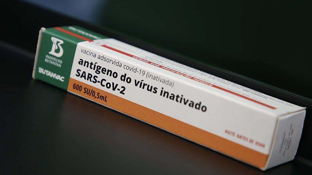 Brasil elabora su vacuna.