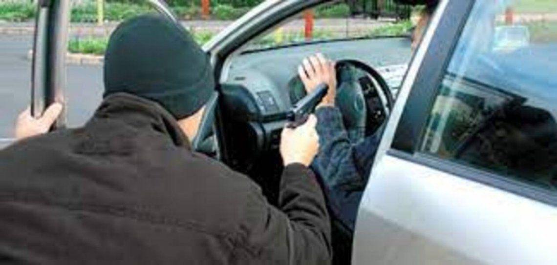 Crecen los robos de automotores en Capital Federal y Gran Buenos Aires