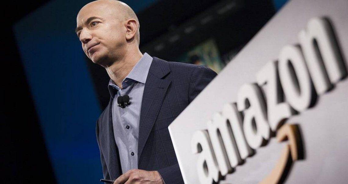 Los empleados de Amazon orinarían en botellas