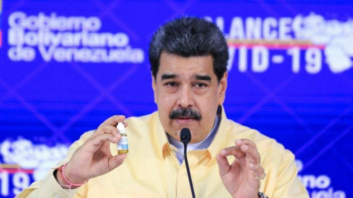 Facebook bloqueó la cuenta de Maduro por 30 días por desinformar sobre el Covid-19.