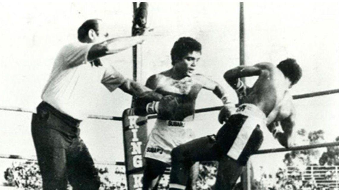 40 años del épico primer título de Falucho Laciar.