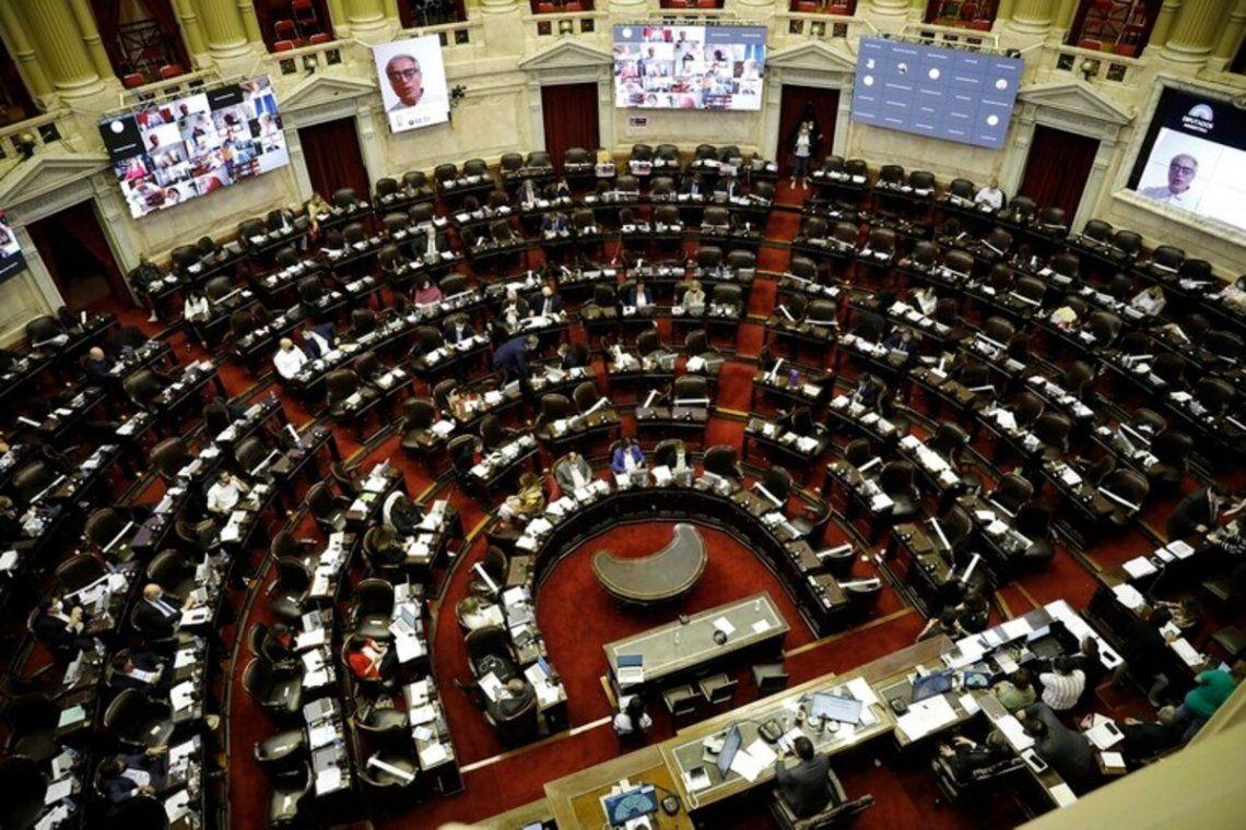 Diputados aprobó en general la suba del mínimo no imponible de Ganancias.
