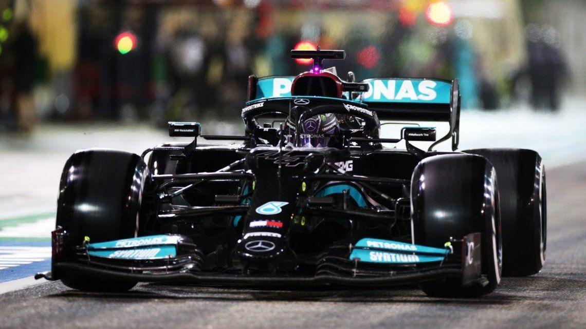 El múltiple campeón se quedó con el primer GP de la temporada.