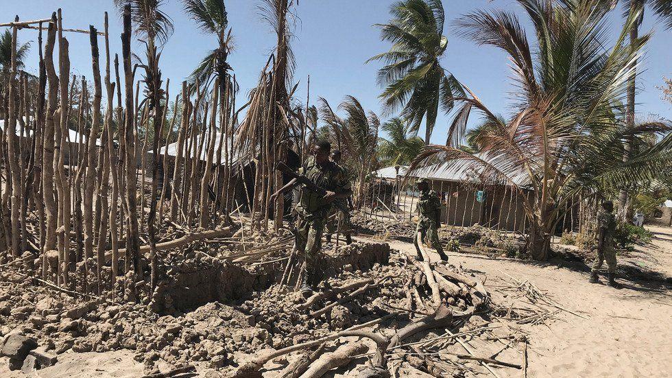 Mozambique: el Estado Islámico se adjudico un atentado.