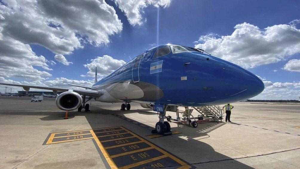 Un segundo avión de Aerolíneas Argentinas con destino a China volará este martes en horas de la tarde desde Ezeiza para buscar más dosis de la vacuna Sinopharm.