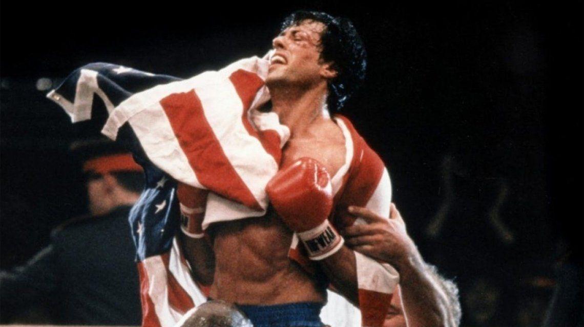 Sylvester Stallone prepara una serie de Rocky.