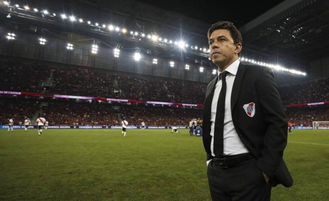 Marcelo Gallardo no termina de encontrar la identidad de la versión 2021 de River Plate
