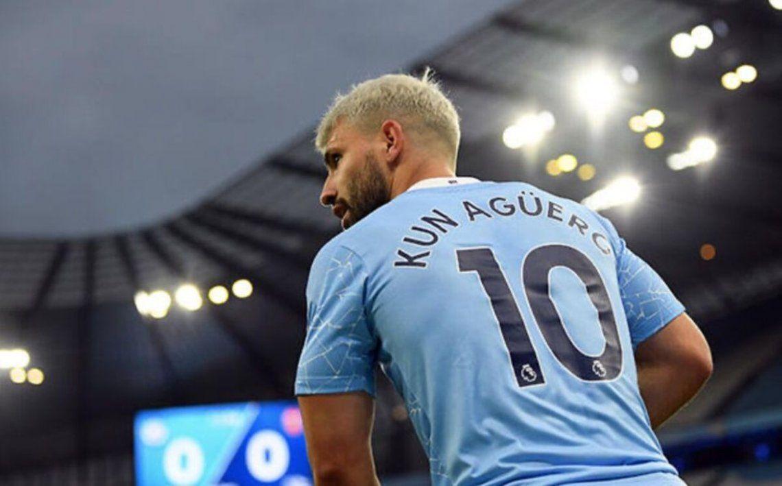 El futuro futbolístico del Kun Agüero estaría en Independiente