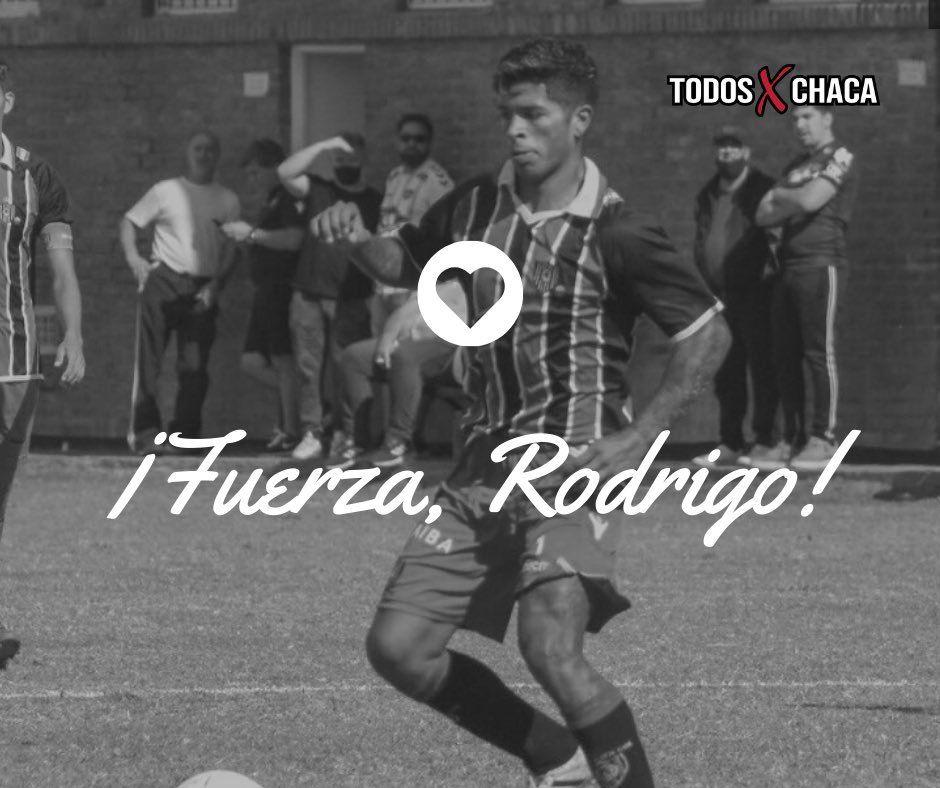 Chacarita: un futbolista sufrió un accidente y está grave