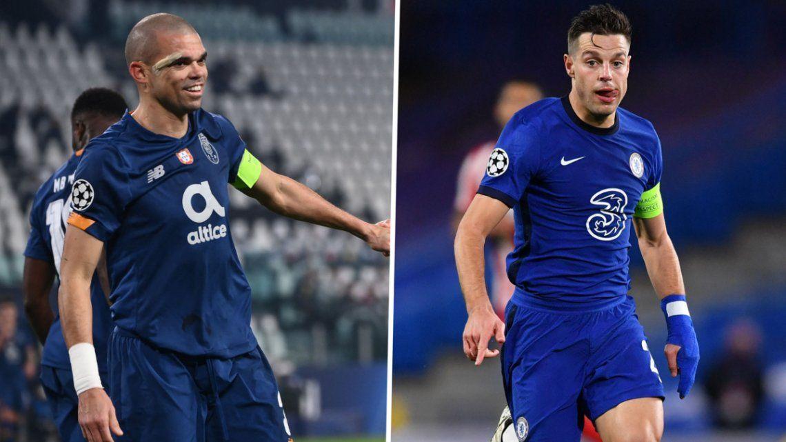 Chelsea y Porto jugarán en Sevilla a causa de la pandemia