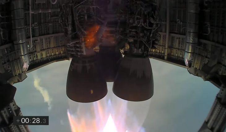 SpaceX: cuarto vuelo de prueba.