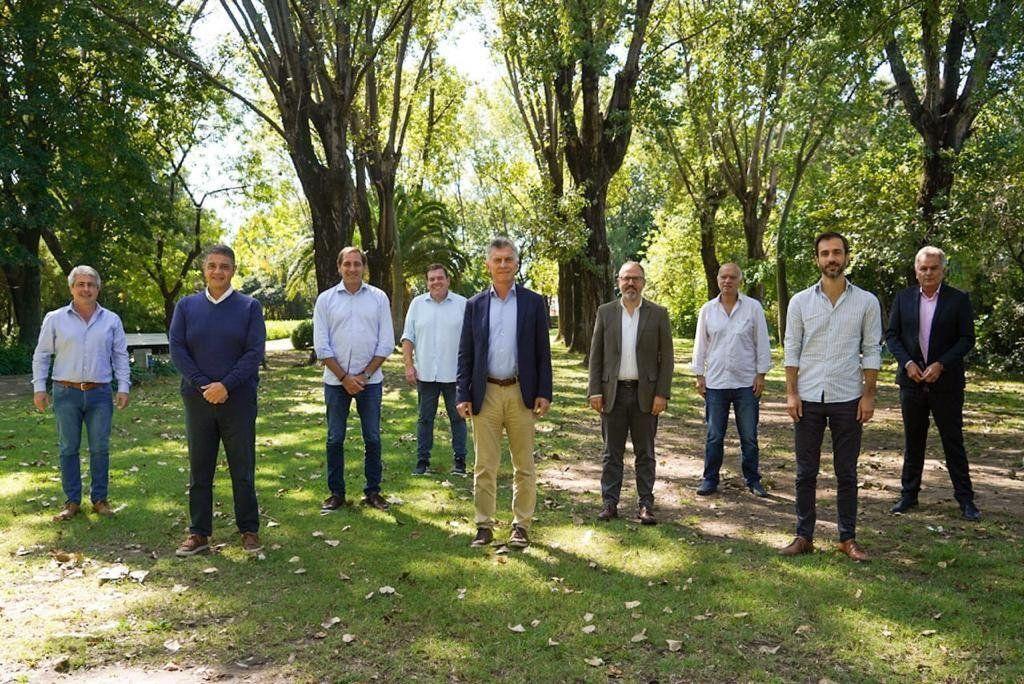 El grupo Dorrego se reunió con Mauricio Macri