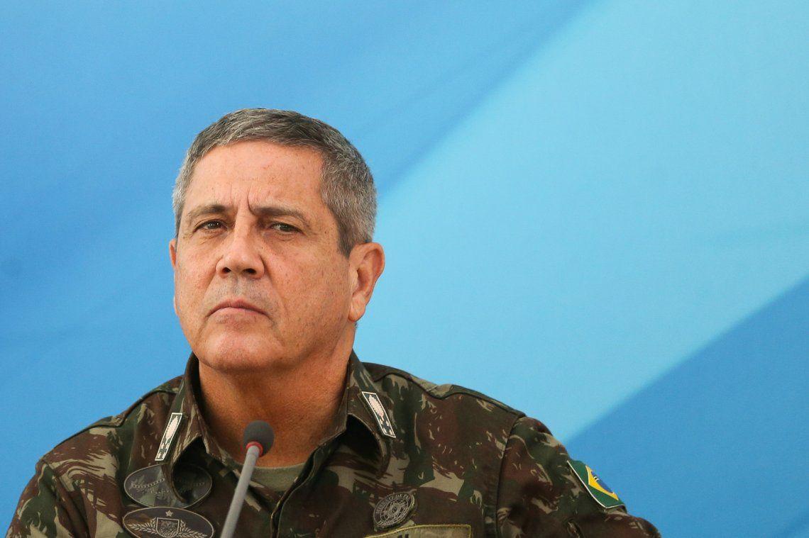 El nuevo ministro de Defensa de Brasil estrenó este martes el cargo afirmando que el golpe de Estado de 1964 debe ser celebrado.