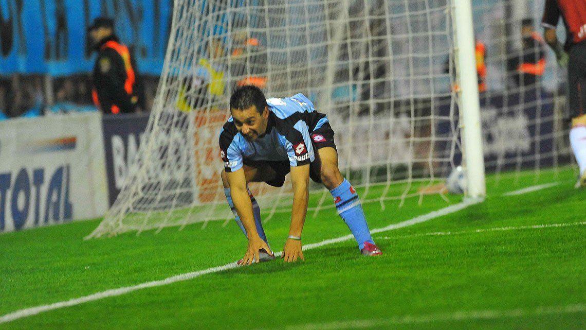 Picante Pereyra: El gol a River en la promoción fue lo más lindo que me pasó en mi carrera