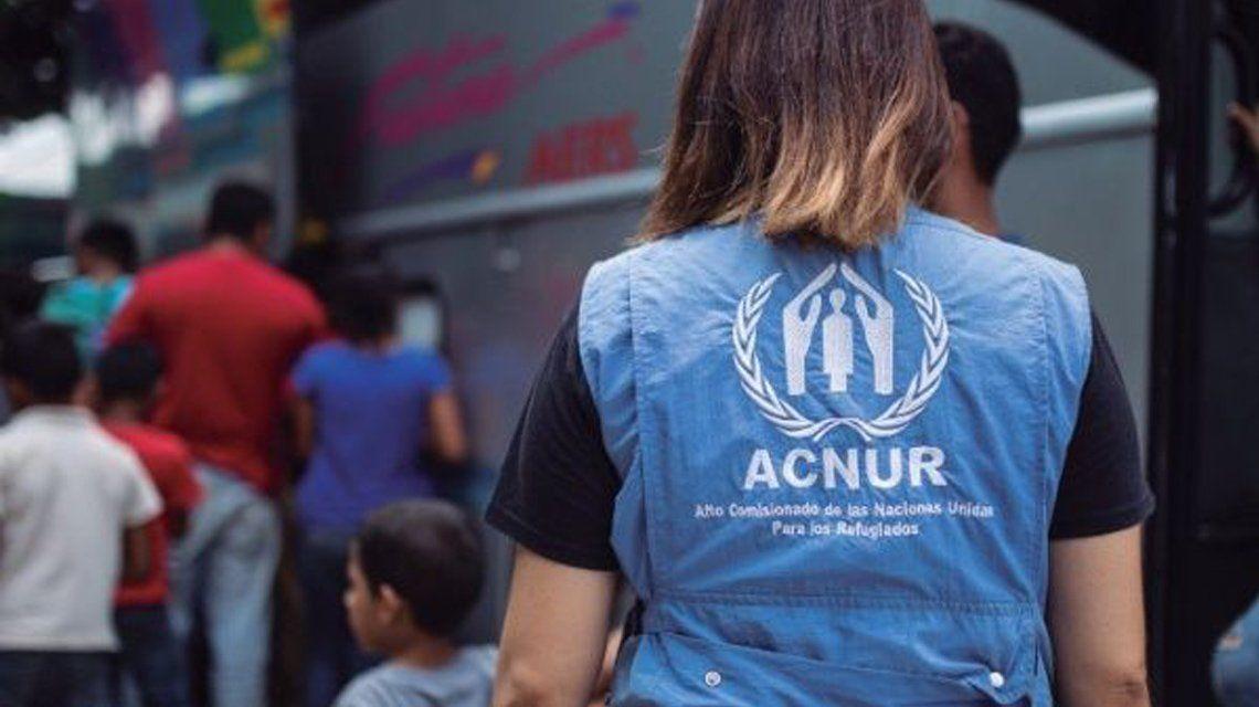 Birmania: ACNUR pide que hospeden a los refugiados.
