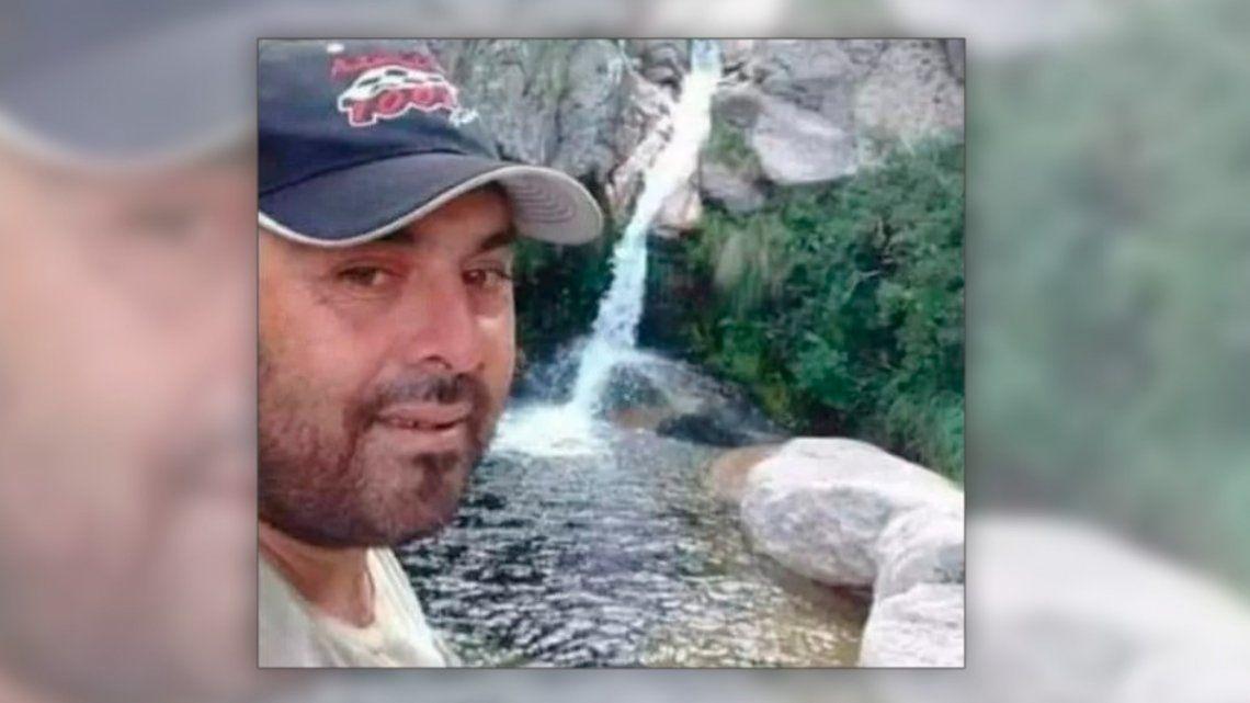 Ochoa fue capturado el pasado sábado en inmediaciones de una casa abandonada por dos encapuchados armados.