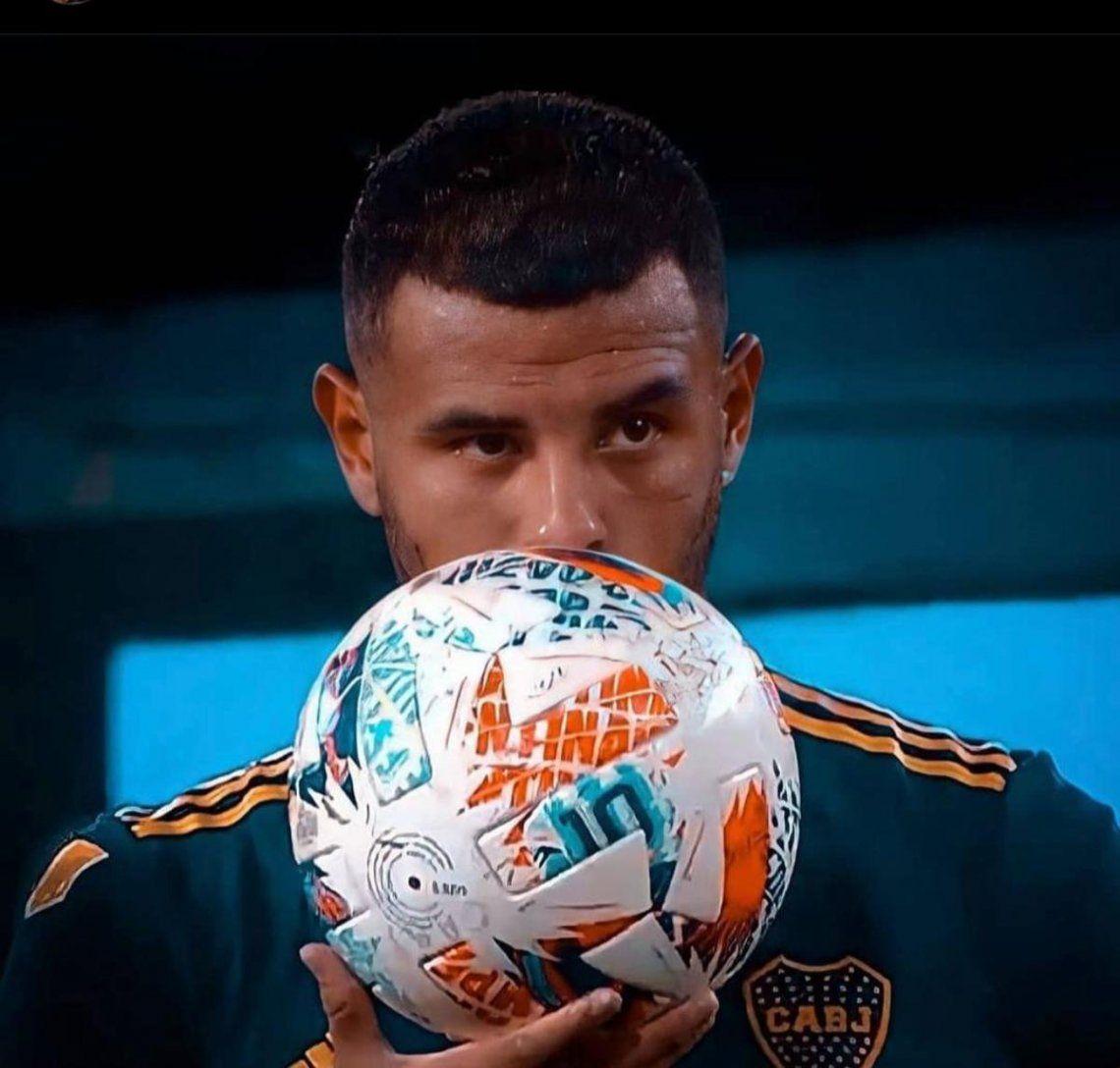 Edwin Cardona no puede volver en Boca